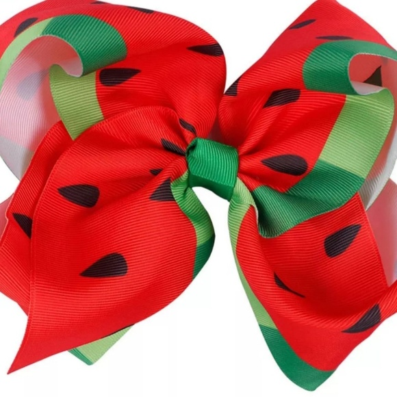 Hairbow Heaven of Bossier City Other - Watermelon Hair Bow